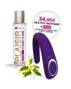 Partner Stimulateur pour Couple Offre Plaisir