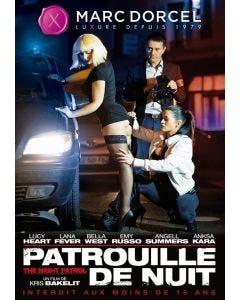 Patrouille de nuit DVD X Dorcel