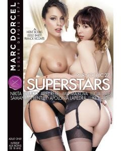 Superstars - Pornochic 27 - DVD Marc Dorcel