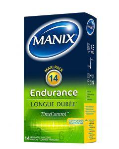 Condoms Manix Endurance * 14
