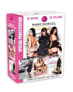 Coffret 3 DVD Special prostitution