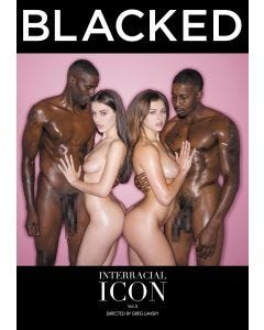 Interracial Icon vol.3 - DVD Blacked