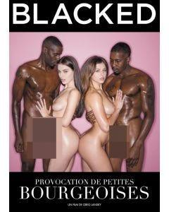 Provocation de petites bourgeoises - DVD Blacked