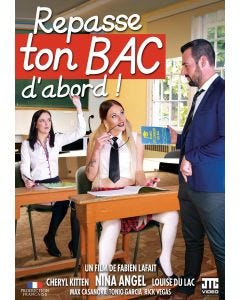 Repasse ton bac d'abord - DVD JTC
