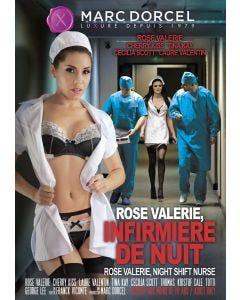 Rose Valérie infirmière de nuit - DVD Marc Dorcel