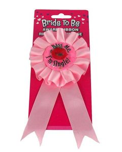 Ruban je suis célibataire award