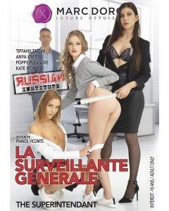 Russian institute 25 - la surveillante générale - DVD Marc Dorcel