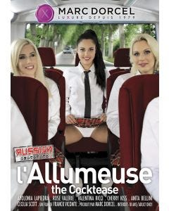 Russian Institute 23 : L'allumeuse - DVD Marc Dorcel