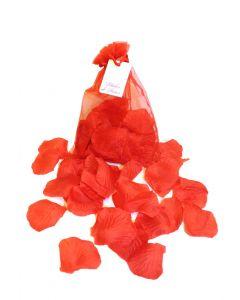 Sachet 50 pétales rouges