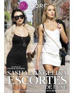 Sasha & Angelika - Escortes de luxe - DVD Dorcel