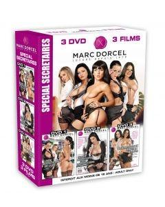 Coffret 3 DVD special secretaires