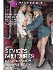 Sévices militaires - DVD Marc Dorcel