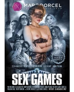 Sex games - DVD Marc Dorcel