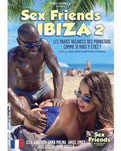 Sex Friends Ibiza 2 - DVD La banane prod