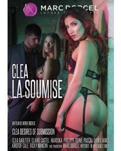 Cléa la soumise - DVD Marc Dorcel