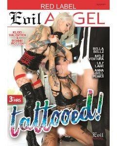 Tattooed - DVD Evil Angel