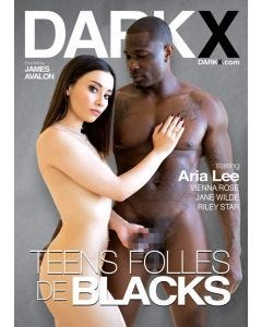 Teens folles de blacks - DVD Dark X