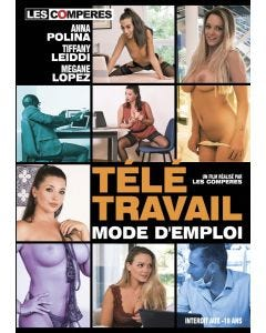Teleworking instructions for use - DVD Les Compères