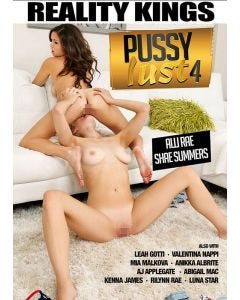 Pussy lust 4 - DVD Reality Kings
