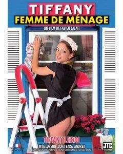 Tiffany, femme de ménage - DVD JTC