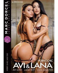 Avi et Lana Pornochic - DVD Marc Dorcel