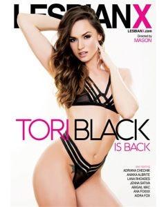Tori Black Is Back ! | DVD LESBIAN X