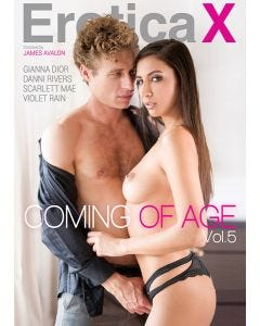 Coming of age 5 - DVD Erotica X