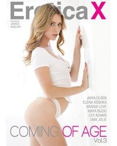 Coming of age Vol.3 - DVD Erotica X