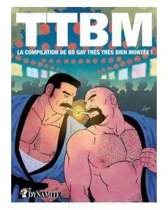 Livre érotique Gay - TTBM
