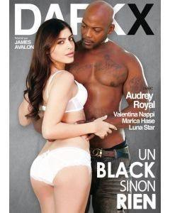 UN BLACK SINON RIEN - Dark X