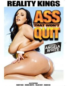 Ass That Won't Quit - DVD REALITY KINGS