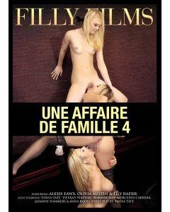 Une affaire de famille 4 - DVD Filly Films