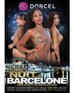 One night in Barcelona - DVD Dorcel