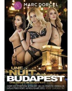 Une nuit à Budapest - DVD Marc Dorcel