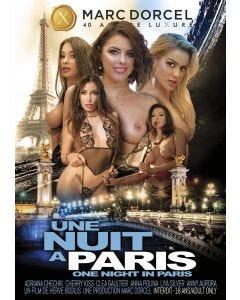 Une nuit à Paris - DVD Marc Dorcel