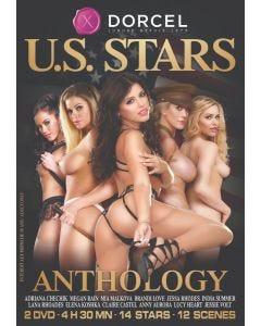 Stars U.S. Anthology - DVD Dorcel