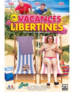 Vacances libertines - DVD JTC