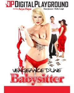 Vengeance d'Une Babysitter - DVD Digital Playground
