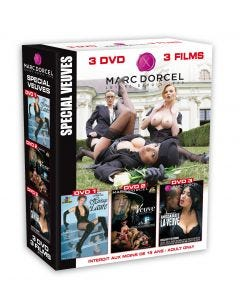 Coffret 3 DVD special Veuves