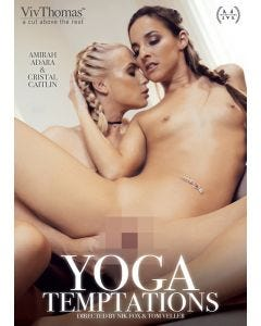 Yoga temptations - Viv Thomas - DVD Lesbien