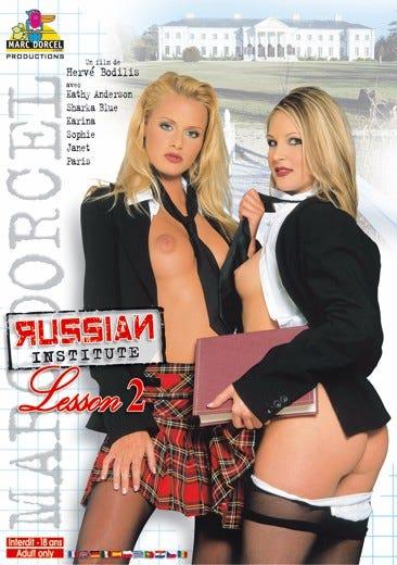 Russian Institute - Lesson 2