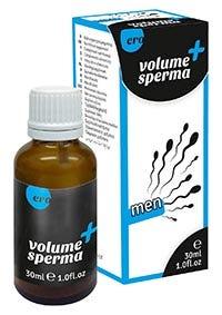 Stimulant volume sperme