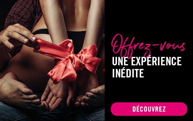 La lingerie Luxure by Dorcel