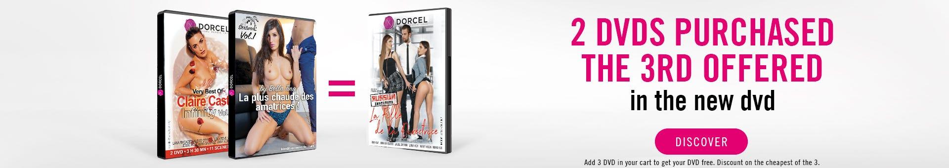 New DVD offer