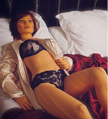 Dreamdoll en lingerie